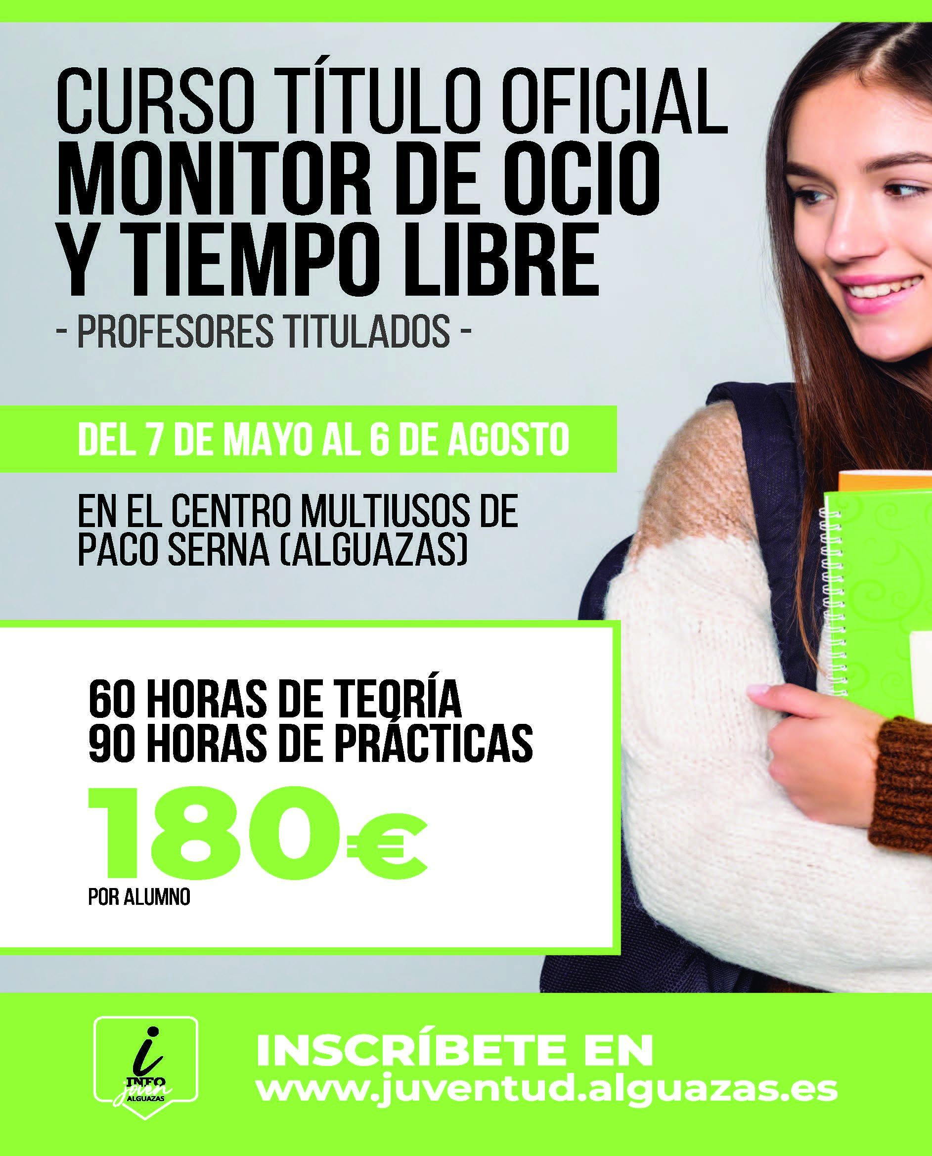 Curso de Monitor de Ocio y Tiempo Libre