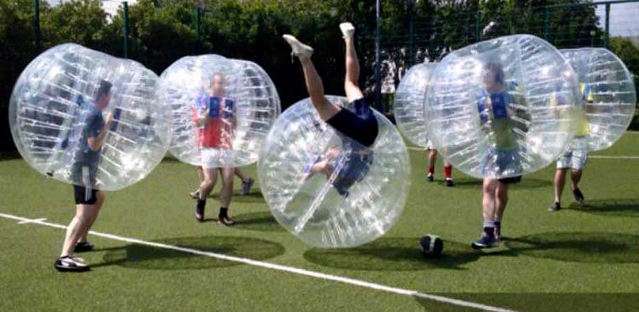 Torneo Fútbol Burbuja 29 de mayo