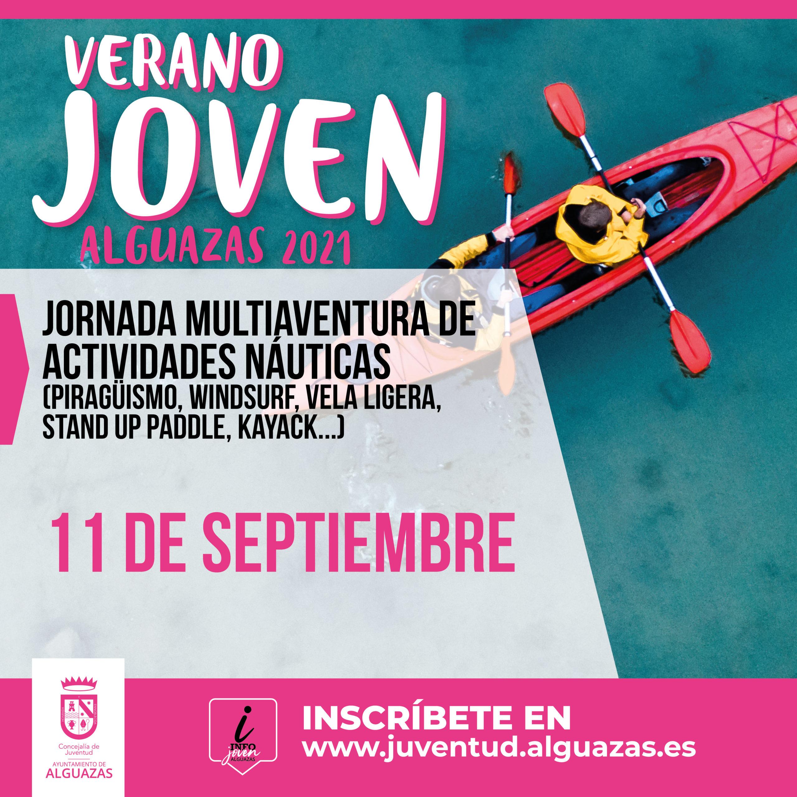 Jornada gratuita de actividades acuáticas en La Manga (kayak, piragüismo, stand up paddel,...)