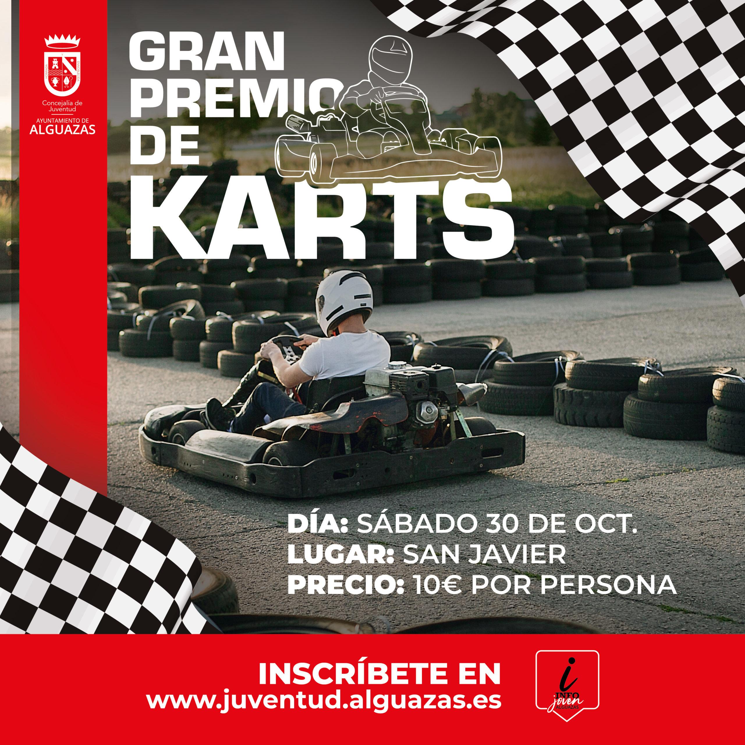 Gran Premio de Karts